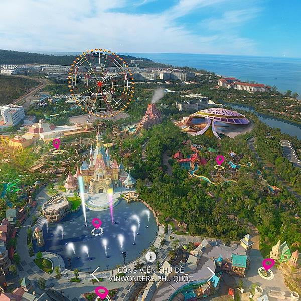 """Khám phá công viên chủ đề hàng đầu châu Á trên nền tảng thực tế ảo, """"săn"""" ngay 5.000 vé vào VinWonders miễn phí! - Ảnh 3."""