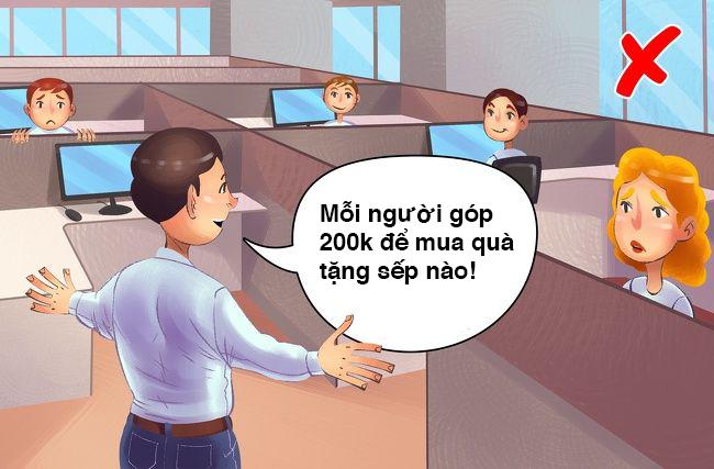 10 luật ngầm về tiền bạc dân công sở cần khắc cốt ghi tâm nếu không muốn trở thành kẻ ích kỷ, xấu tính trong mắt đồng nghiệp - Ảnh 3.