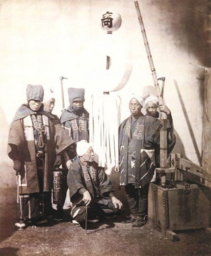 """Dù hay """"phá hoại"""" nhưng những người làm nghề này lại được xem là oách nhất Nhật Bản hàng trăm năm trước - Ảnh 3."""