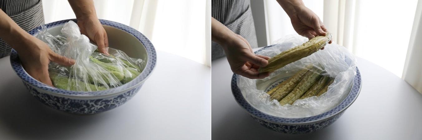 Đầu bếp nhà hàng chỉ cho tôi cách làm dưa chuột muối chỉ trong 10 phút, để dành ăn được cả tuần - Ảnh 4.