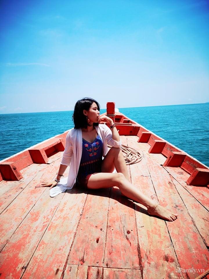 """Kẹt Campuchia vì công việc, cô gái trẻ mê luôn """"thiên đường secondhand"""" nước bạn đến nỗi lục tìm tận 3 khu chợ cho thỏa đam mê - Ảnh 2."""