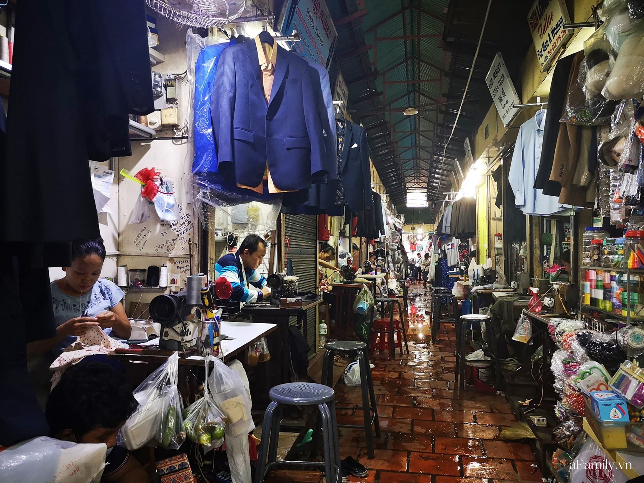 """Kẹt Campuchia vì công việc, cô gái trẻ mê luôn """"thiên đường secondhand"""" nước bạn đến nỗi lục tìm tận 3 khu chợ cho thỏa đam mê - Ảnh 8."""