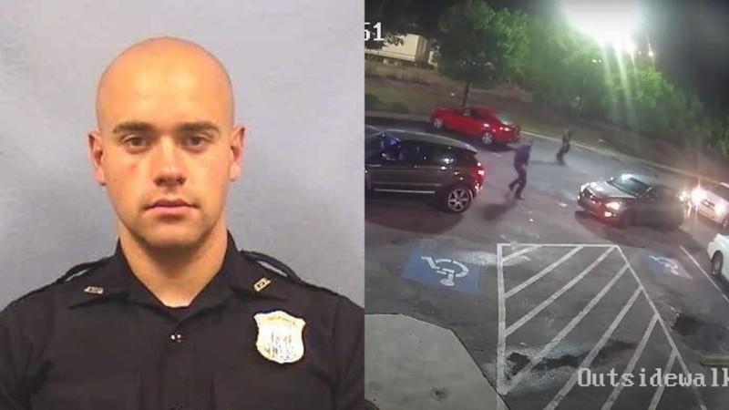 Cựu sĩ quan cảnh sát Atlanta bị buộc tội giết người nghiêm trọng - Ảnh 1.