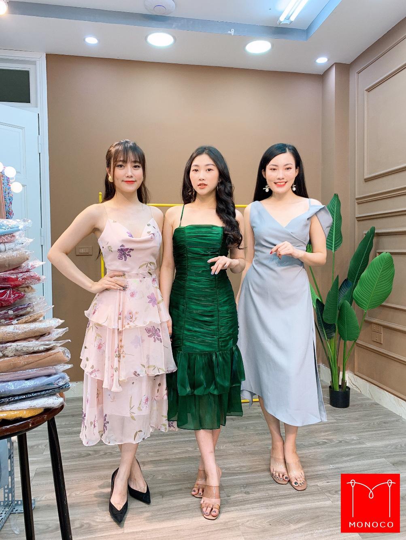 MONOCO: Sự hòa quyện mới mẻ giữa thời trang váy dạ tiệc và cuộc sống - Ảnh 1.