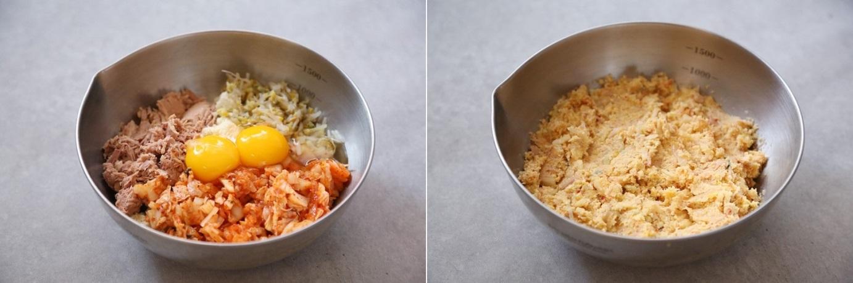 Làm sữa đậu nành xong đừng bỏ bã, hãy học ngay người Hàn cách làm món bánh siêu ngon này - Ảnh 4.
