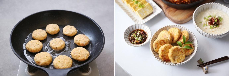 Làm sữa đậu nành xong đừng bỏ bã, hãy học ngay người Hàn cách làm món bánh siêu ngon này - Ảnh 5.