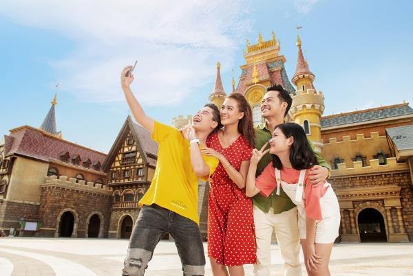 Giải mã sức hấp dẫn của công viên chủ đề lớn nhất Việt Nam - Ảnh 6.