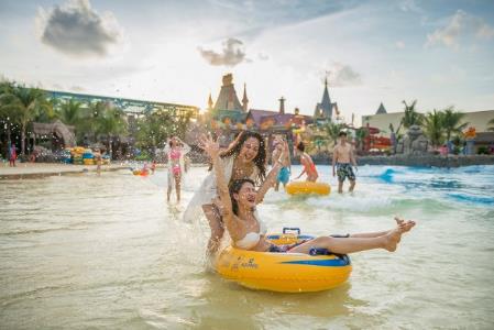 Giải mã sức hấp dẫn của công viên chủ đề lớn nhất Việt Nam - Ảnh 7.