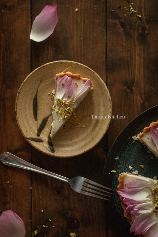 Đang mùa sen nở rộ, học ngay cách làm món bánh tart sen vừa ngon lại vừa đẹp  - Ảnh 12.