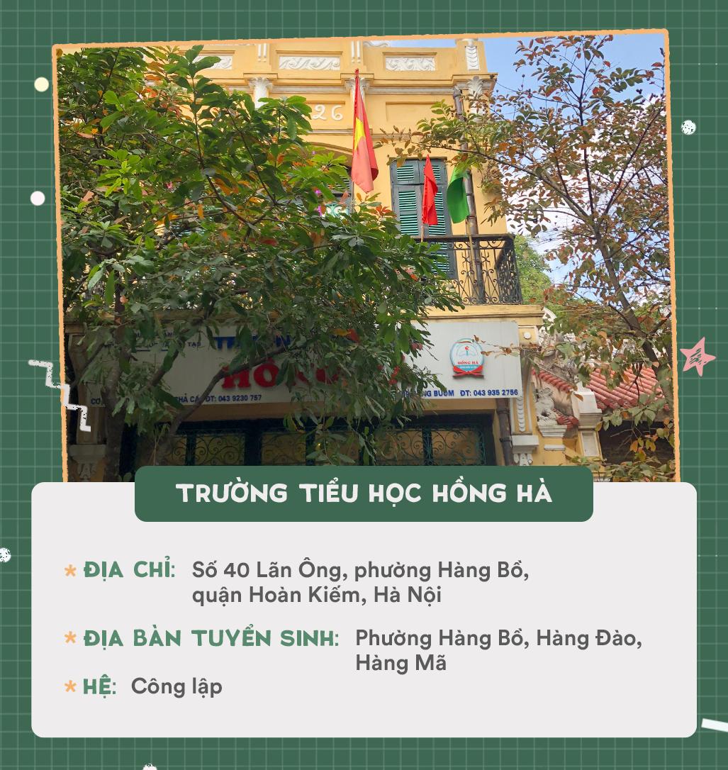 Danh sách 13 trường tiểu học quận Hoàn Kiếm - Ảnh 3.