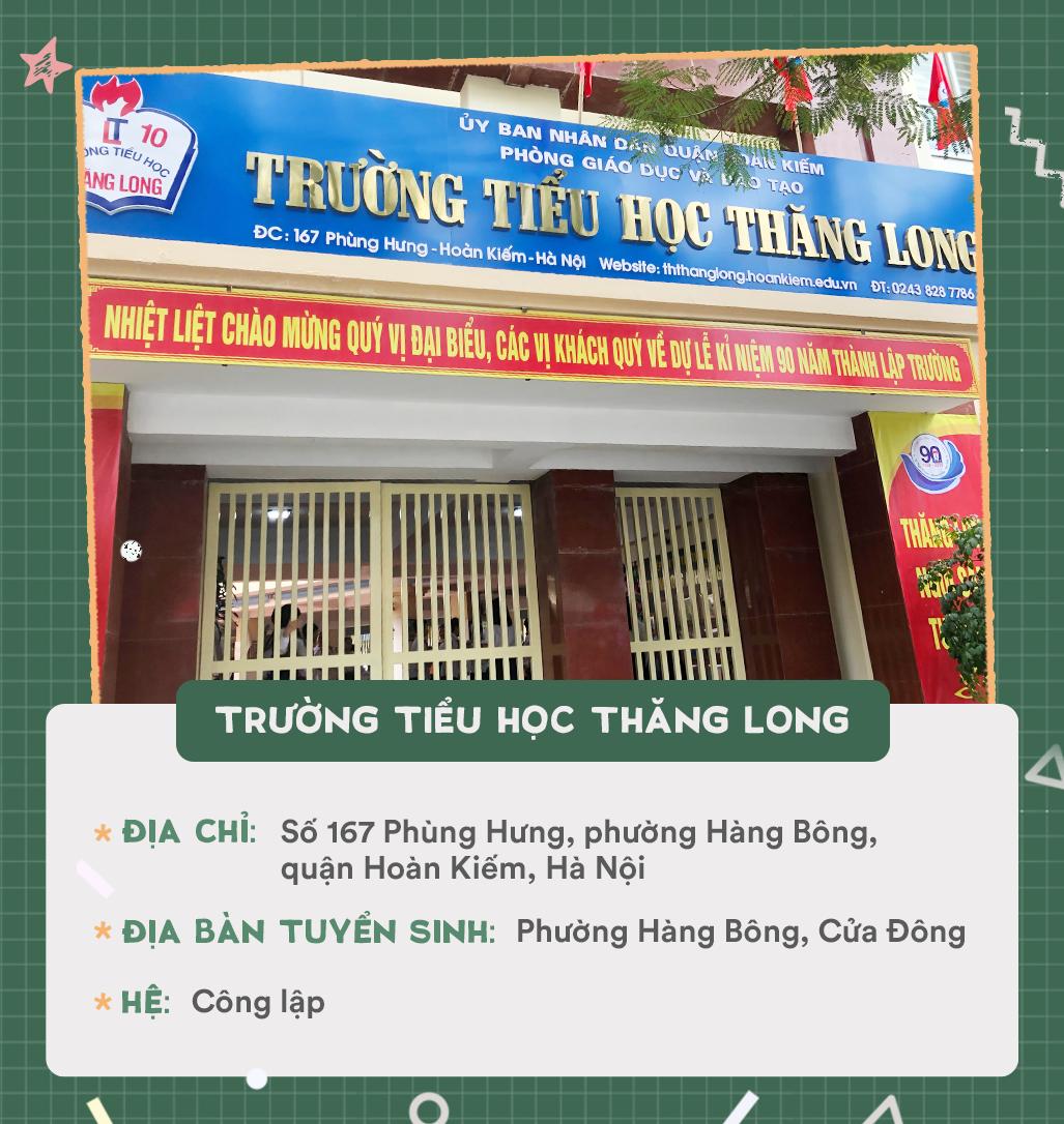 Danh sách 13 trường tiểu học quận Hoàn Kiếm - Ảnh 6.