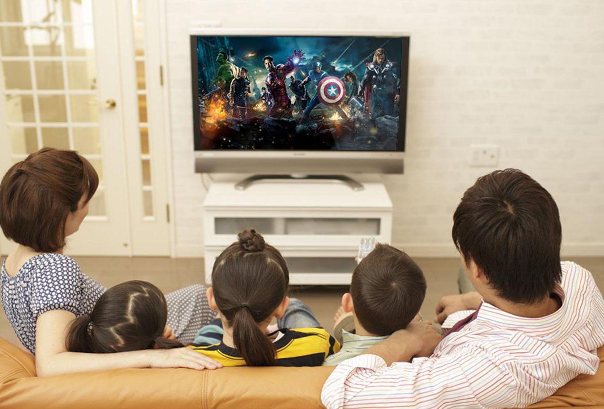 Làm thế nào để việc xem tivi, điện thoại trở nên hữu ích với trẻ? - Ảnh 2.