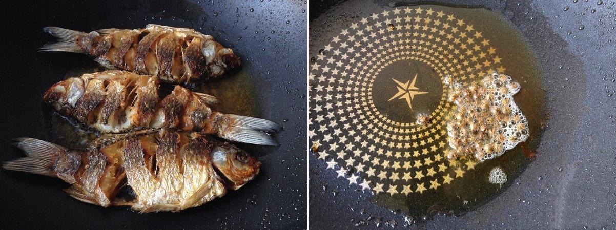 Bao nhiêu cơm cũng hết với món cá chiên rim cay đậm đà lạ miệng này - Ảnh 3.