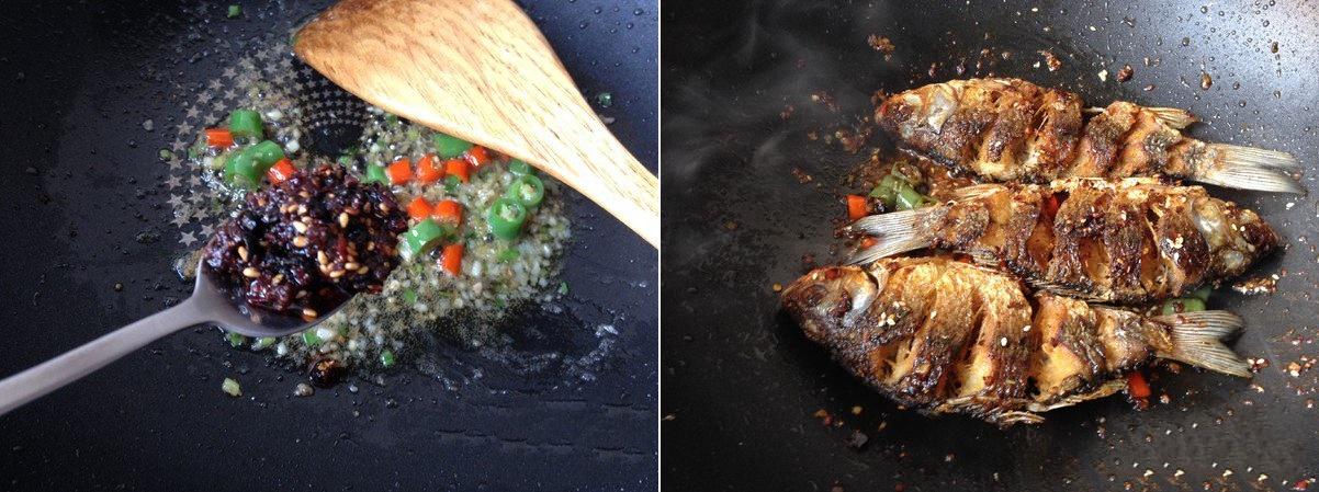 Bao nhiêu cơm cũng hết với món cá chiên rim cay đậm đà lạ miệng này - Ảnh 4.