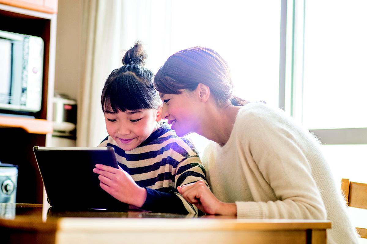 Làm thế nào để việc xem tivi, điện thoại trở nên hữu ích với trẻ? - Ảnh 3.