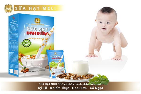 Sữa hạt dinh dưỡng – Thực phẩm lý tưởng cho trẻ em - Ảnh 4.