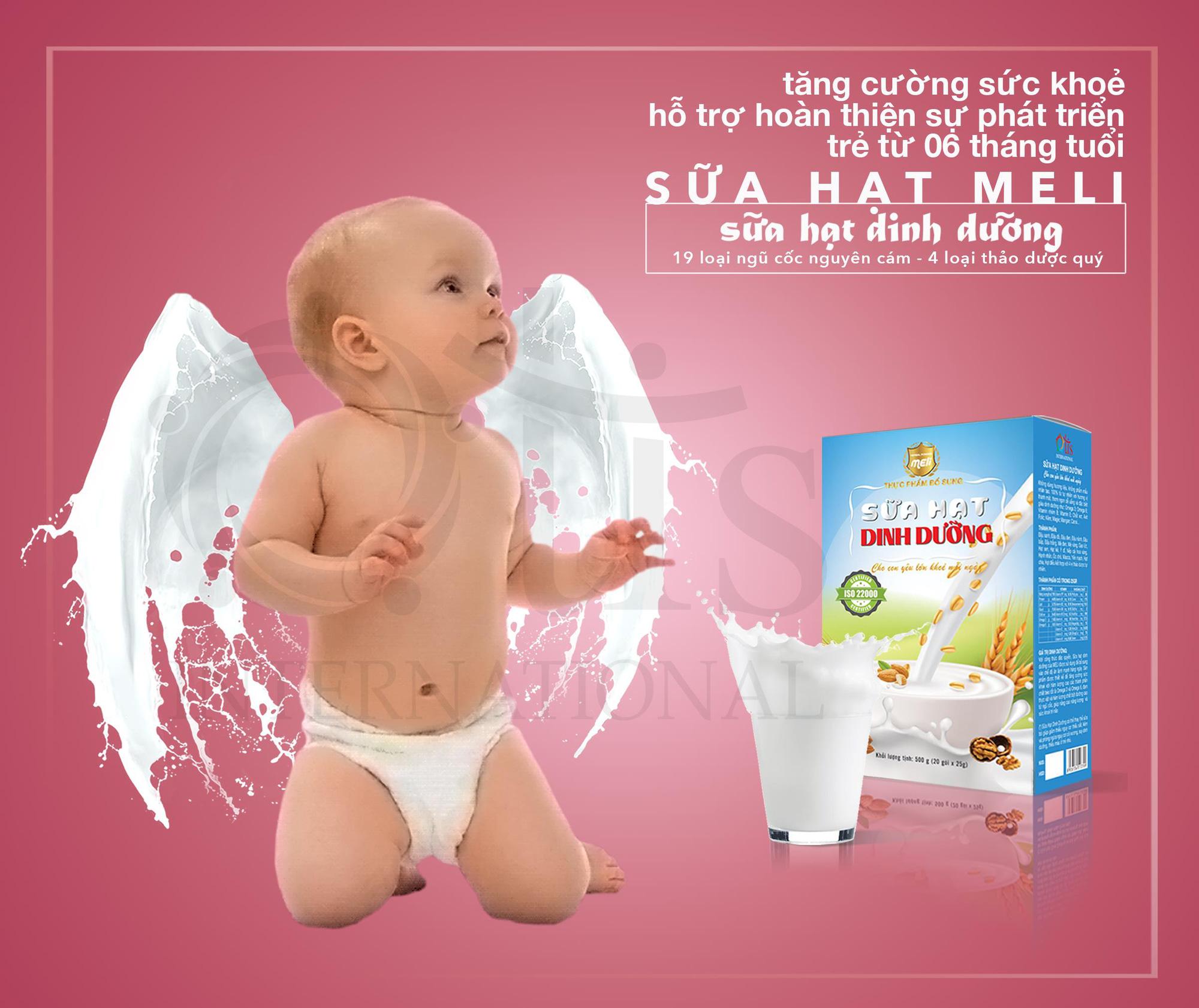Sữa hạt dinh dưỡng – Thực phẩm lý tưởng cho trẻ em - Ảnh 5.