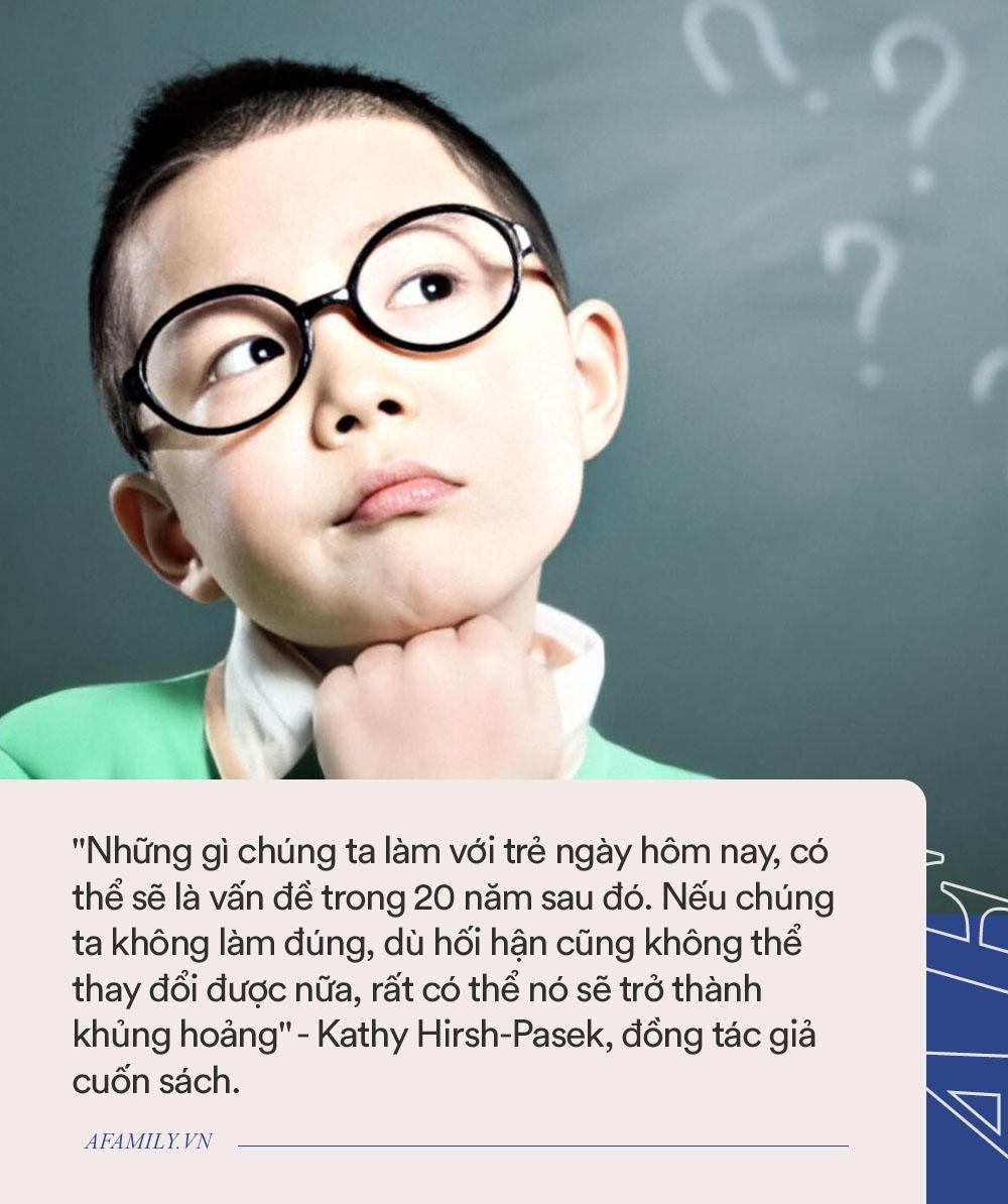 Có một việc cha mẹ cần phải đầu tư ngay từ bây giờ nếu muốn nuôi dạy nên những đứa trẻ thành công - Ảnh 2.