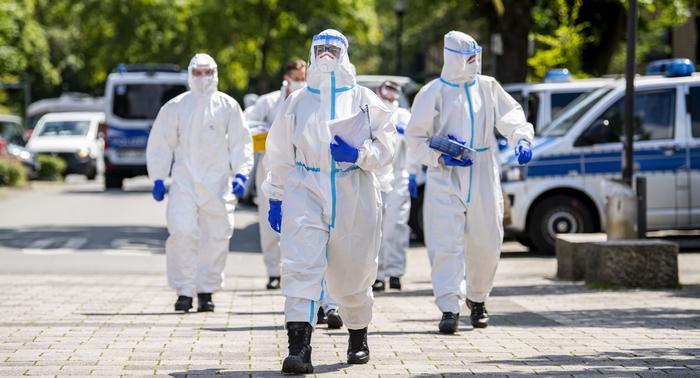 Hệ số lây nhiễm tăng cao 3 lần, Đức đối mặt làn sóng dịch thứ 2 - Ảnh 1.
