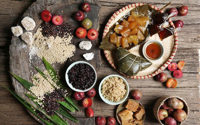 Các món có mặt trong mâm cúng ngày Tết Đoan Ngọ
