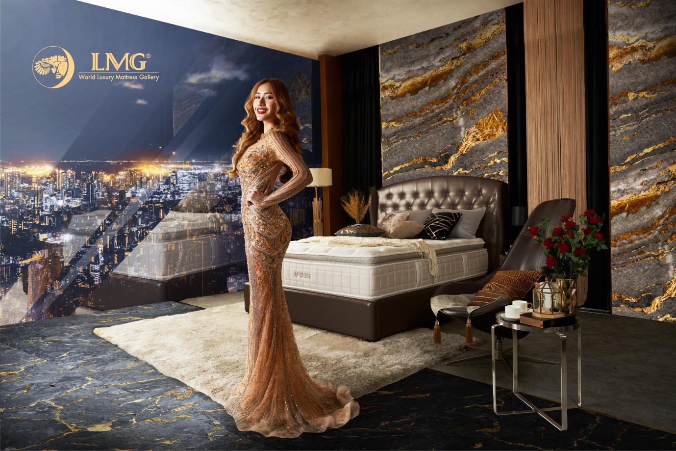 Chiếc nệm có gì đặc biệt ngoài mức giá cao khiến hoa hậu Ngân Ngô phải đưa bố đi mua ngay khi vừa về Việt Nam - Ảnh 3.