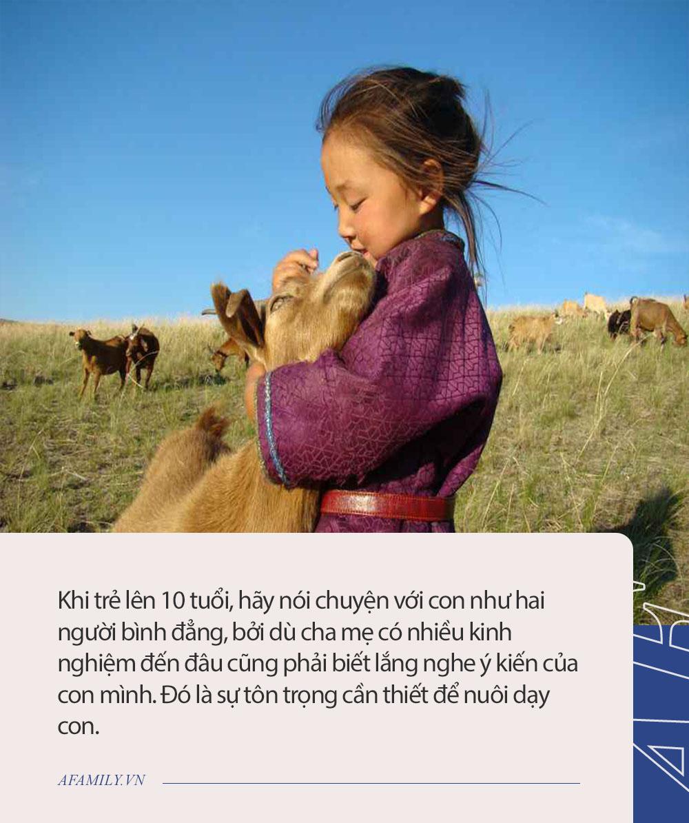 """Phương pháp giáo dục trẻ nhỏ của Tây Tạng: """"1 tuổi coi là vua, 5 tuổi là nô lệ"""", nghe thì ngược đời nhưng càng ngẫm càng thấy đúng - Ảnh 3."""