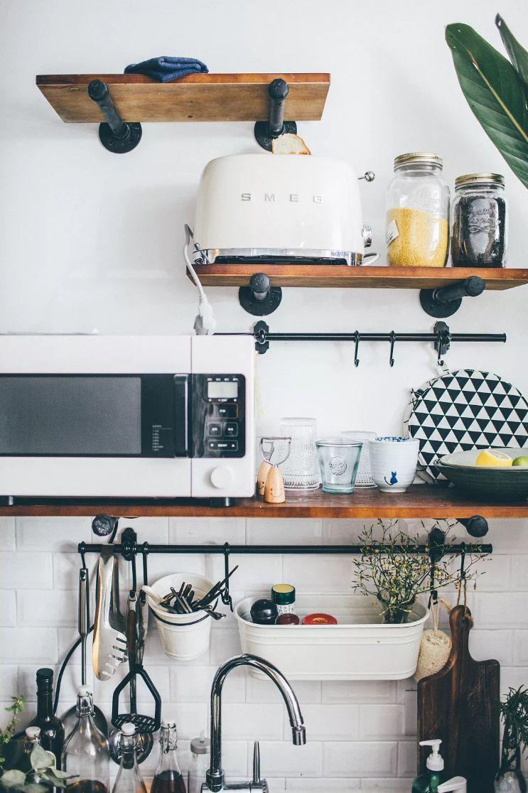 Lên kế hoạch tiết kiệm sau 7 năm đi làm, cô gái trẻ mua được căn hộ 38m² đẹp dịu dàng với sắc màu Vintage - Ảnh 5.