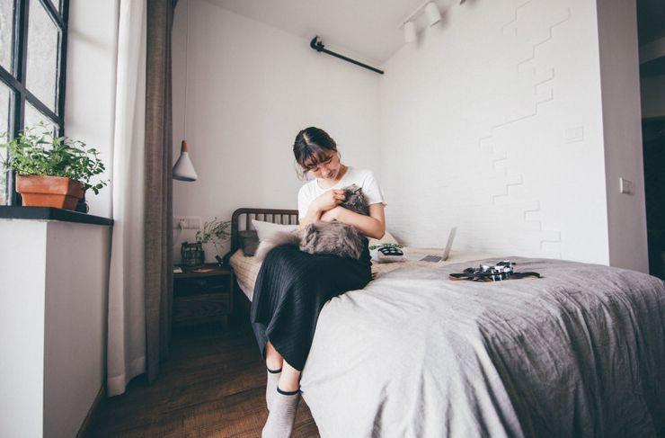 Lên kế hoạch tiết kiệm sau 7 năm đi làm, cô gái trẻ mua được căn hộ 38m² đẹp dịu dàng với sắc màu Vintage - Ảnh 8.