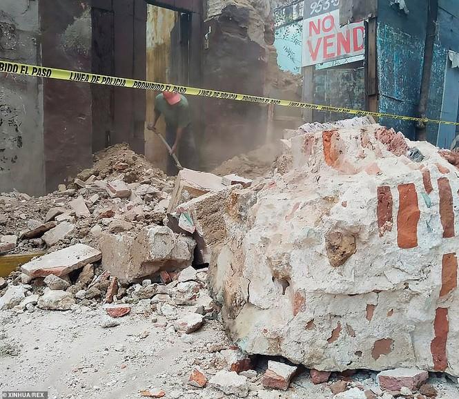 Mexico: Động đất 7,4 độ richter, ít nhất 5 người thiệt mạng - Ảnh 5.
