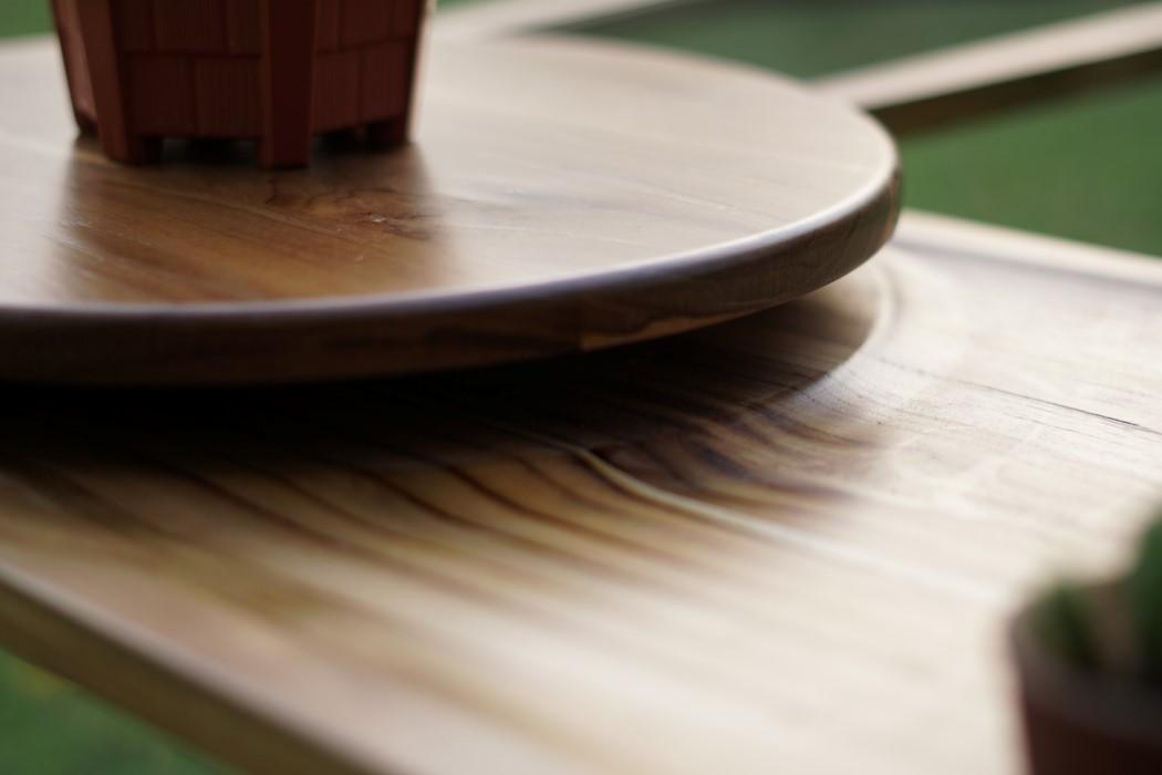 Thiết kế độc đáo như chú bọ cánh cứng, chiếc bàn trà ăn gian diện tích được lòng hội chị em sở hữu nhà nhỏ hẹp - Ảnh 7.