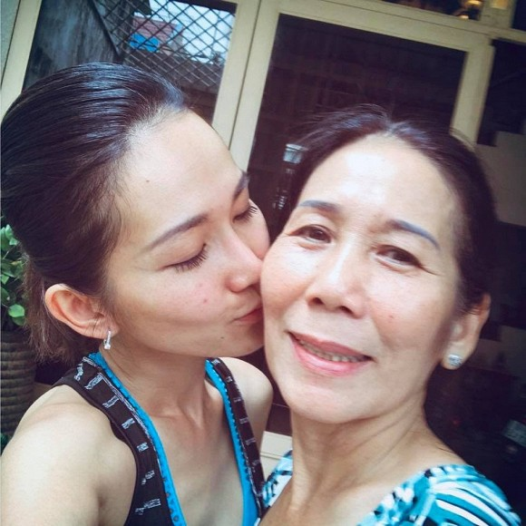 Diễn viên Kim Hiền không thể về chịu tang khi mẹ qua đời, nghe tâm sự mà nhói lòng - Ảnh 3.