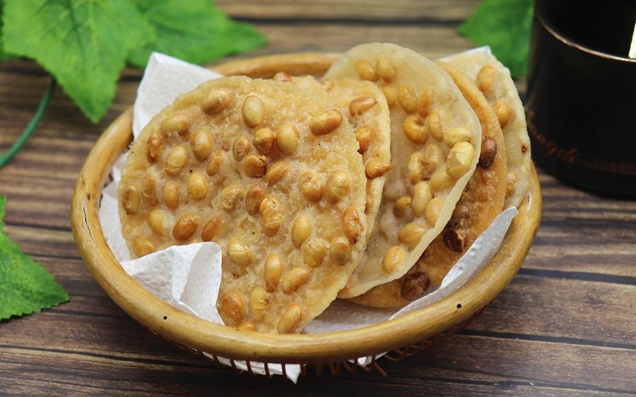 Thử ngay bánh đậu nành thơm giòn đảm bảo ăn là thích mê!