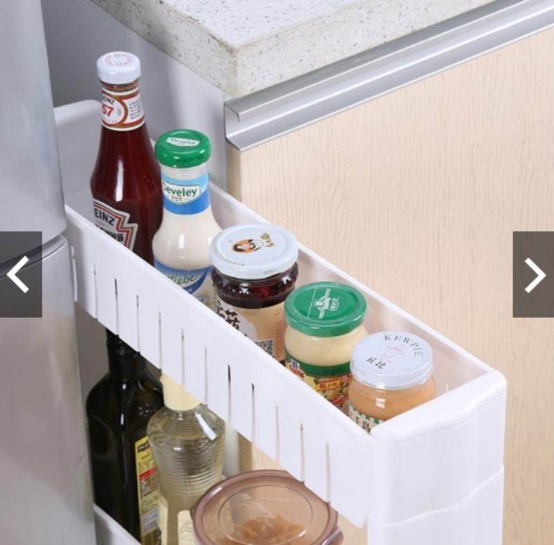 Đừng bỏ phí những khe hẹp trong nhà, có nhiều cách để biến chúng thành góc hữu dụng - Ảnh 4.