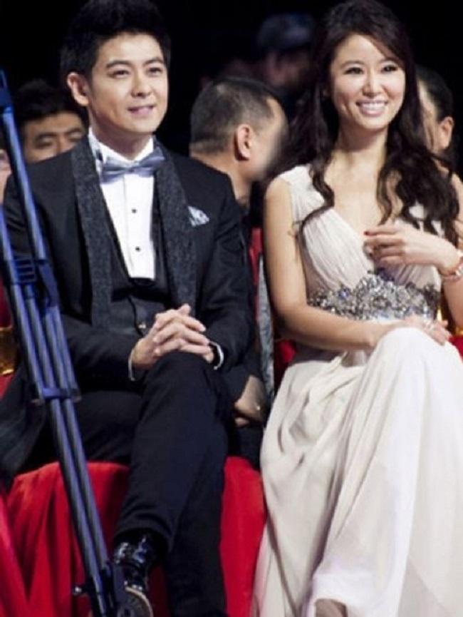 Lâm Chí Dĩnh và Lâm Tâm Như vẫn giữ mối quan hệ khá tốt đẹp sau khi chia tay.