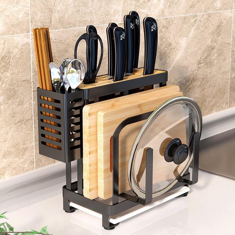 Gợi ý chị em thêm vài món đồ để căn bếp bừa bộn biến thành ngăn nắp chỉ trong 1 nốt nhạc - Ảnh 3.