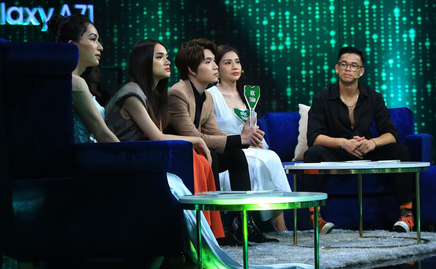 Hương Giang chính thức lên tiếng sau phát ngôn gây tranh cãi về người chuyển giới nữ ở Người ấy là ai - Ảnh 3.