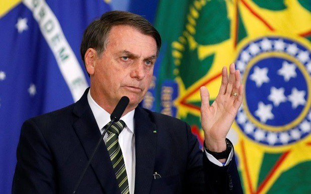 Tổng thống Brazil Bolsonaro nói có thể đã mắc Covid-19 - Ảnh 1.
