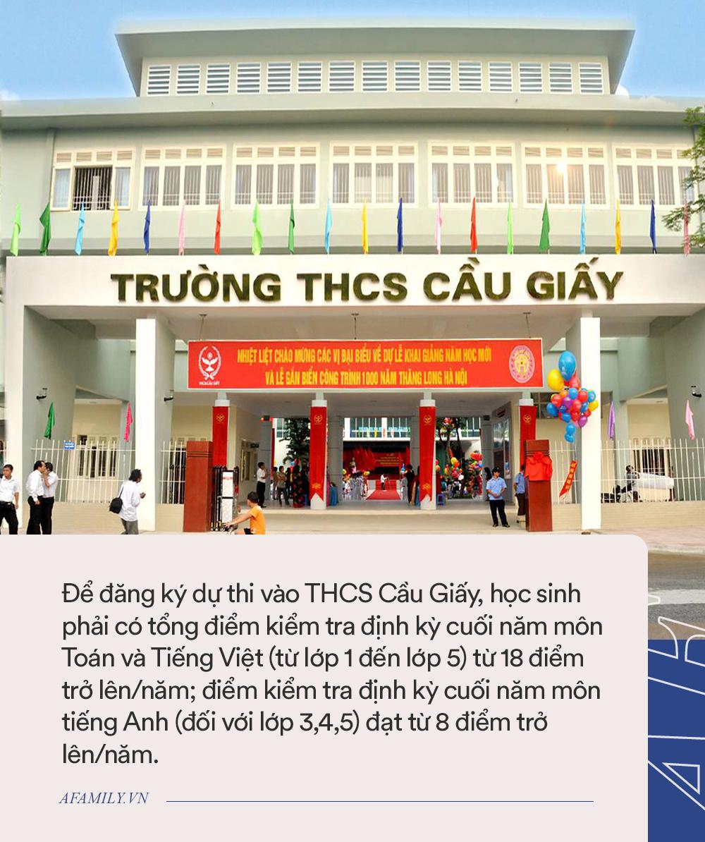 """Tỉ lệ chọi các trường cấp 2 """"hot"""" ở Hà Nội lên tới 1/20, phụ huynh và học sinh cân nhắc thật kỹ trước khi nộp hồ sơ - Ảnh 1."""