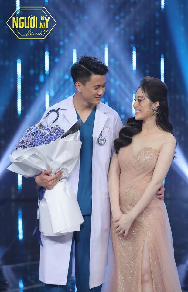 """Người ấy là ai?: """"Nữ thần thời tiết"""" Thanh Tâm kể về bác sĩ điển trai Quang Lâm, tiết lộ lý do không đi thi Hoa hậu  - Ảnh 4."""