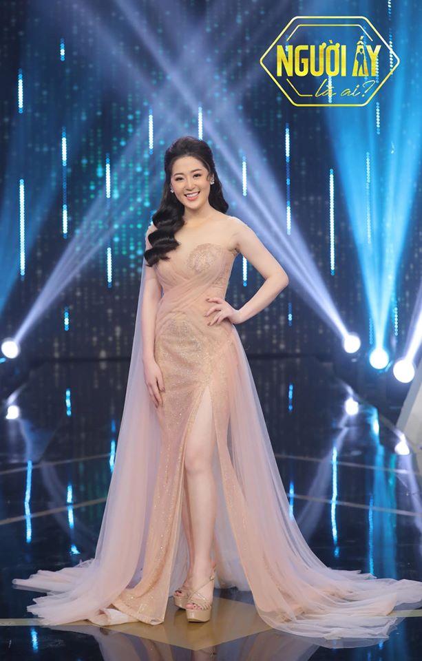 """Người ấy là ai?: """"Nữ thần thời tiết"""" Thanh Tâm kể về bác sĩ điển trai Quang Lâm, tiết lộ lý do không đi thi Hoa hậu  - Ảnh 3."""