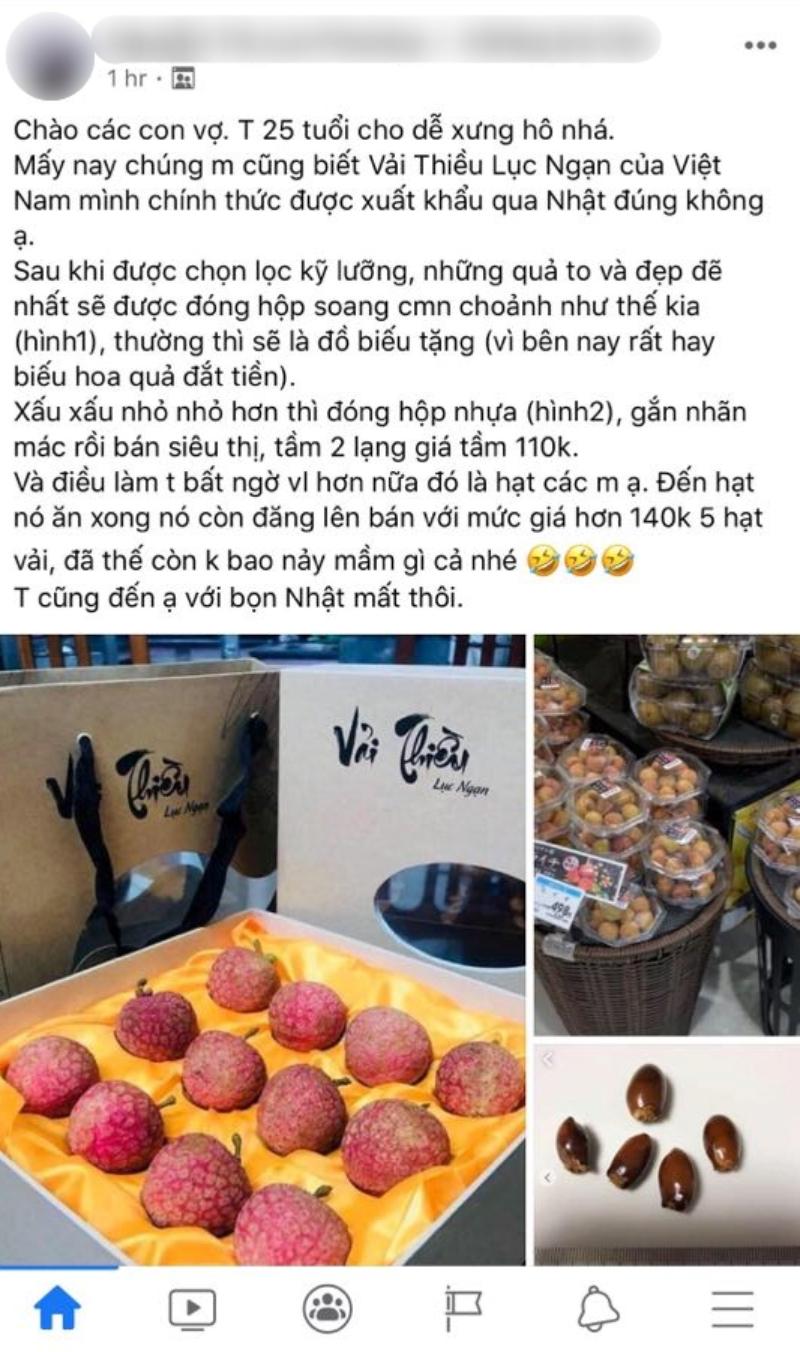 """Sang Nhật mới thấy các loại hoa quả Việt """"có giá"""" đến mức này! - Ảnh 1."""