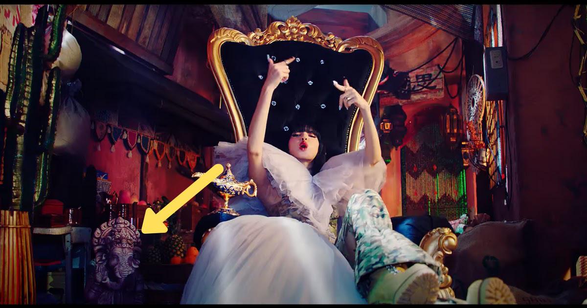 MV How You Like That của BLACKPINK gây tranh cãi vì thiếu tôn trọng vị thần linh thiêng của Ấn Độ, fan cật lực yêu cầu YG xin lỗi - Ảnh 2.