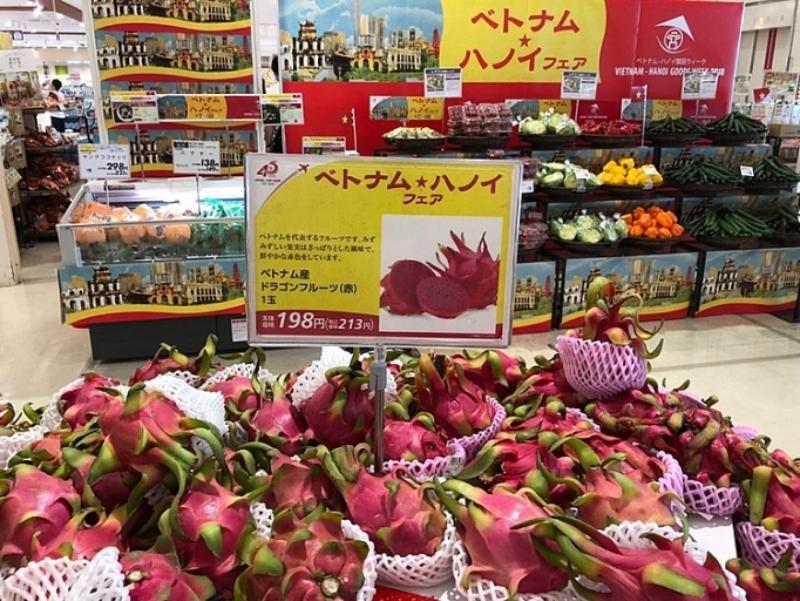 """Sang Nhật mới thấy các loại hoa quả Việt """"có giá"""" đến mức này! - Ảnh 7."""
