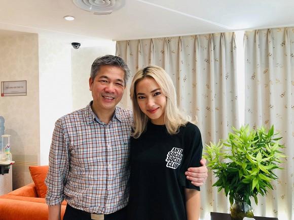 Lộ diện chân dung bạn trai của diva Thanh Lam, một bác sĩ giỏi từng điều trị cho nhiều nghệ sĩ nổi tiếng - Ảnh 6.