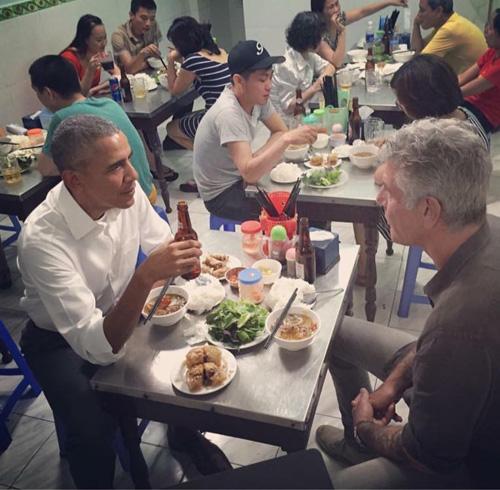Những quán ăn từng được các Tổng thống Mỹ ghé thăm bây giờ ra sao? - Ảnh 13.