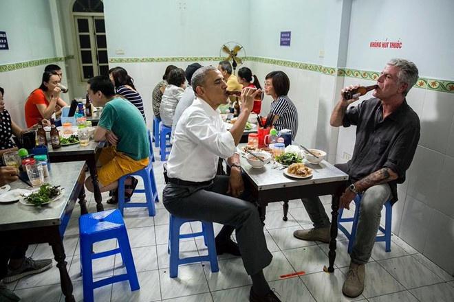 Những quán ăn từng được các Tổng thống Mỹ ghé thăm bây giờ ra sao? - Ảnh 12.
