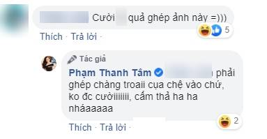 """""""Người ấy là ai?"""": Thanh Tâm hội ngộ dàn nam thần nhưng thiếu Quang Lâm, liền khẳng đình điều này khiến fan thích thú - Ảnh 7."""