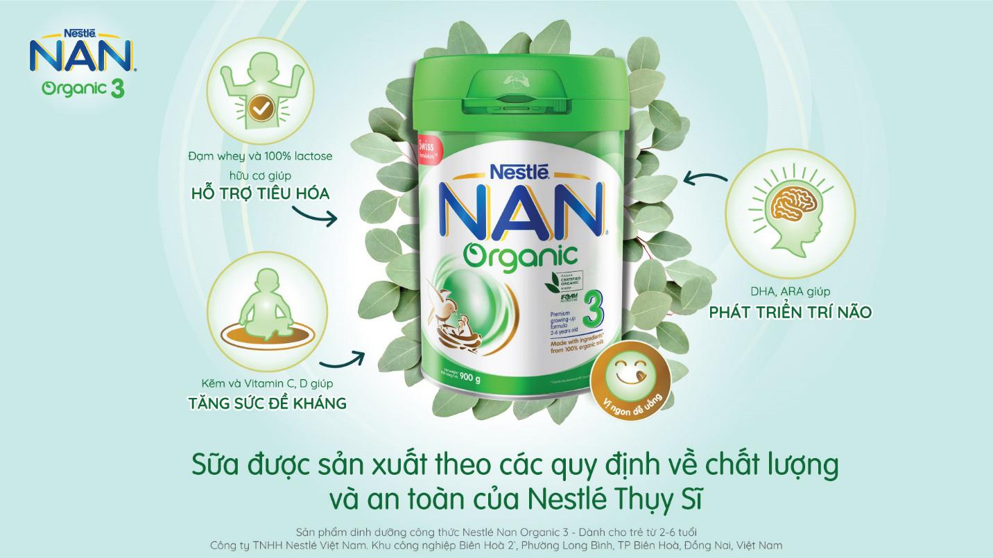 Chuyên gia dinh dưỡng trẻ em: Sữa công thức hữu cơ cung cấp cho trẻ nguồn dinh dưỡng tự nhiên và dồi dào - Ảnh 3.