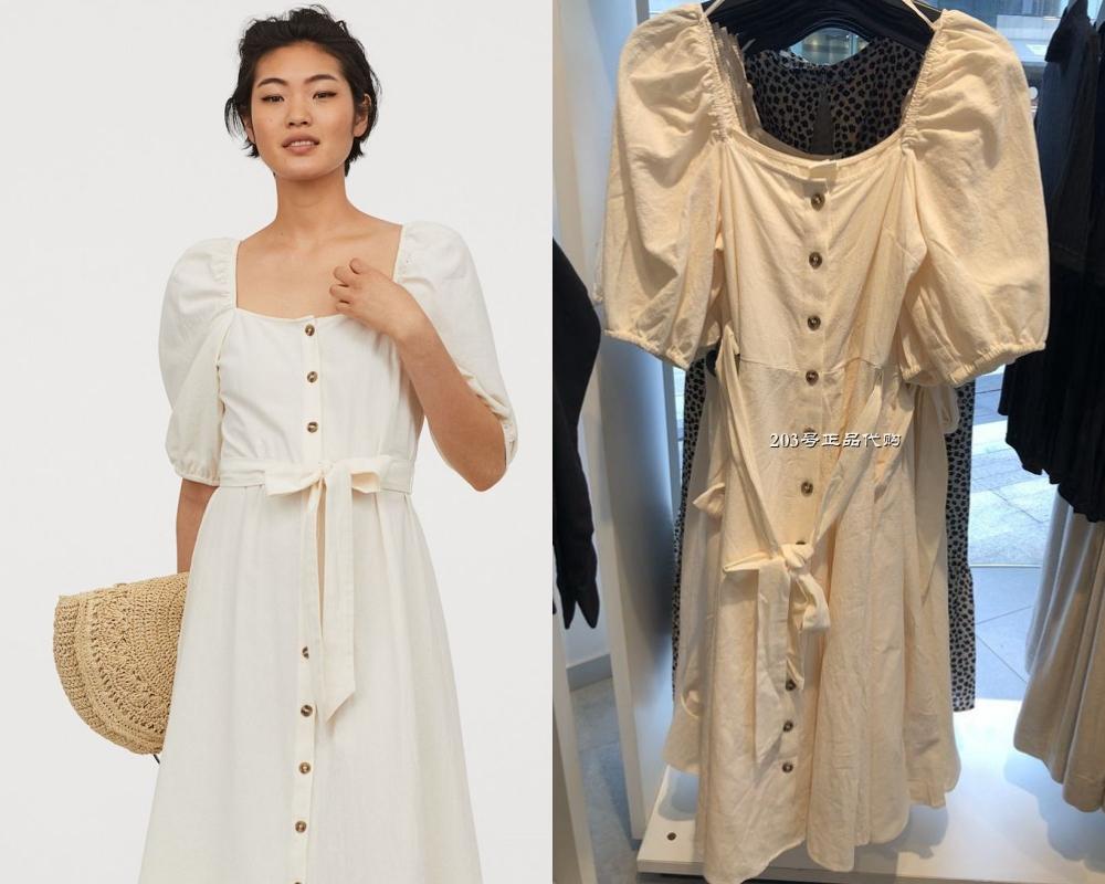 3 cô nàng thử loạt váy của H&M và rút ra kết luận: Mẫu mặc đẹp, nhưng lên dáng mỗi người lại là 1 câu chuyện khác  - Ảnh 4.