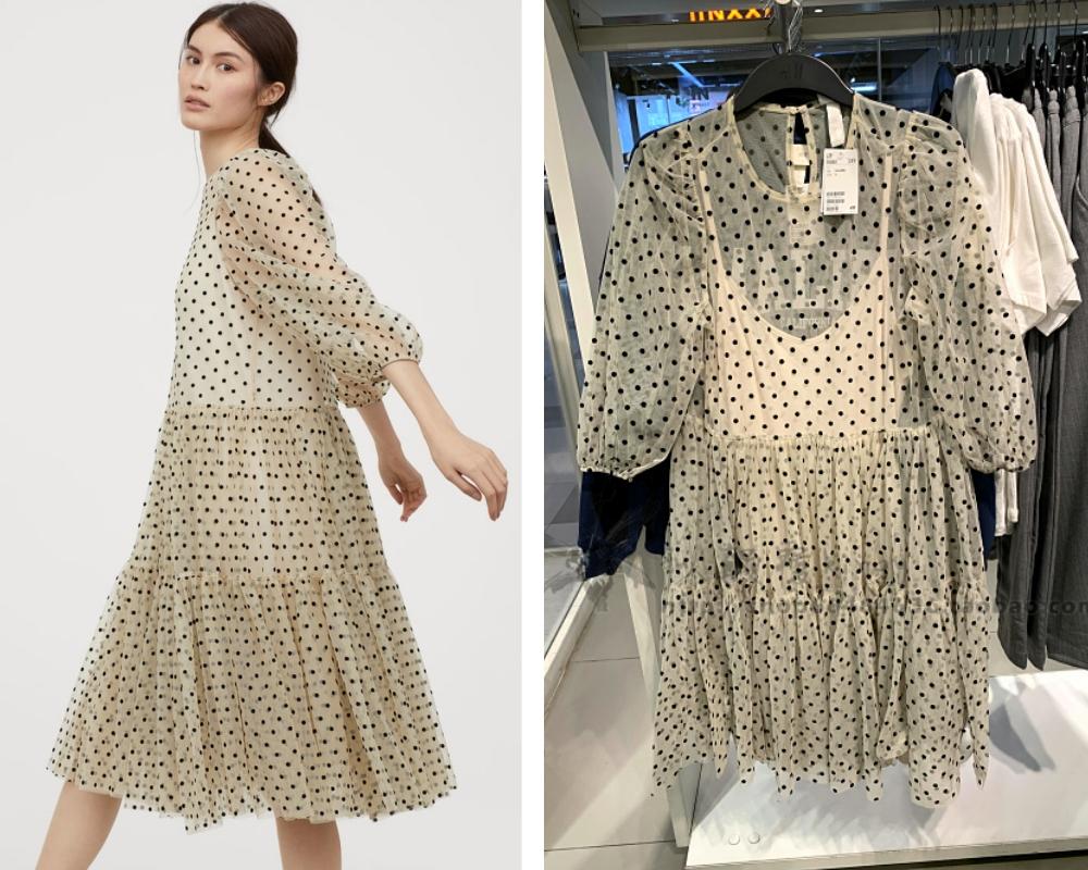 3 cô nàng thử loạt váy của H&M và rút ra kết luận: Mẫu mặc đẹp, nhưng lên dáng mỗi người lại là 1 câu chuyện khác  - Ảnh 2.
